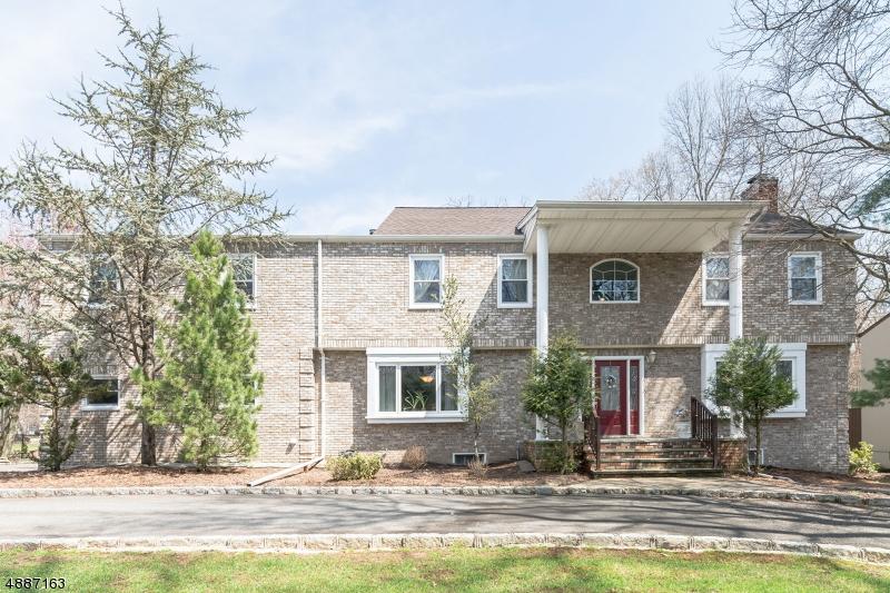 Maison unifamiliale pour l Vente à 3 TIMBER Drive North Caldwell, New Jersey 07006 États-Unis