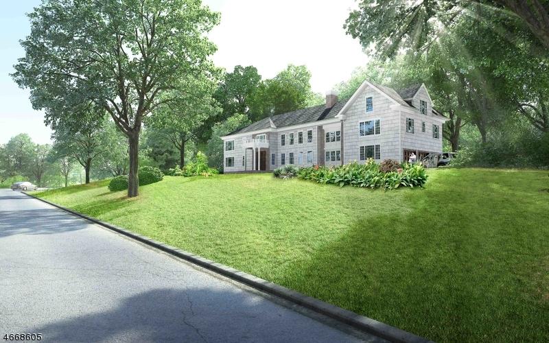Частный односемейный дом для того Продажа на 88 Falmouth Street Short Hills, 07078 Соединенные Штаты