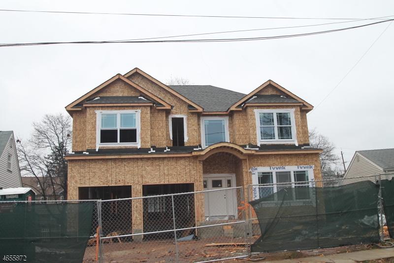Частный односемейный дом для того Продажа на 1021 Cranbrook Road Union, 07083 Соединенные Штаты