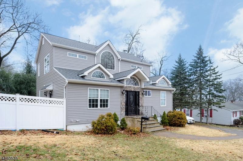 Частный односемейный дом для того Продажа на 18 Iroquois Avenue Lincoln Park, 07035 Соединенные Штаты