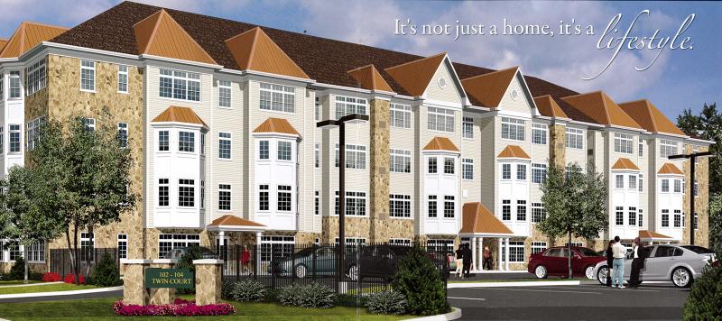 Casa Unifamiliar por un Alquiler en 104 E Elizabeth Ave, 302 Linden, Nueva Jersey 07036 Estados Unidos