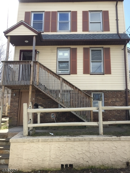 Single Family Home for Rent at 124-126 Caldwell Avenue Paterson, New Jersey 07501 United States