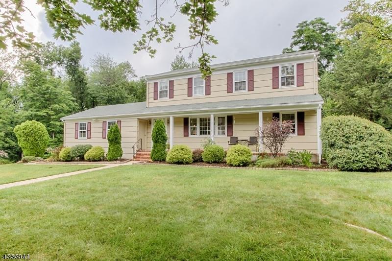 Casa Unifamiliar por un Venta en 5 Schoolview Drive Morris Plains, Nueva Jersey 07950 Estados Unidos
