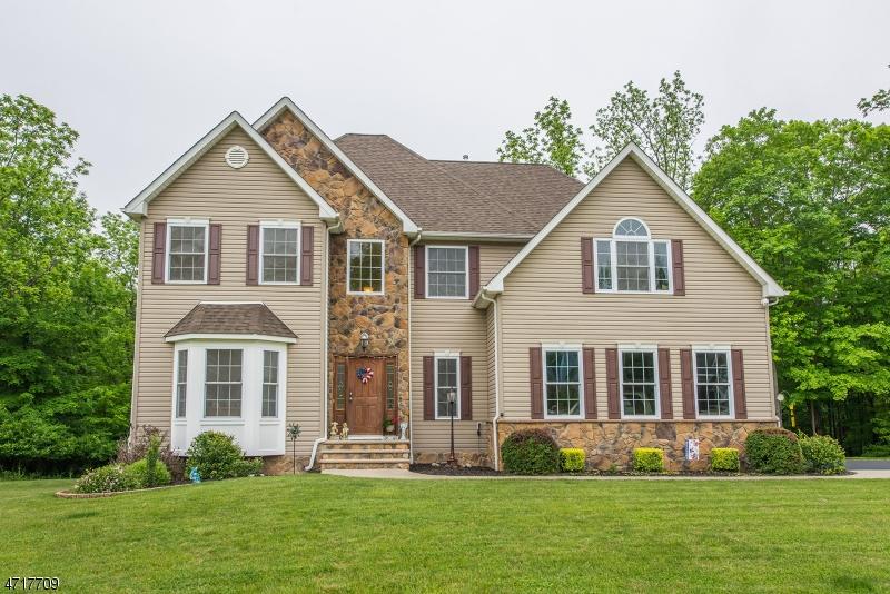 独户住宅 为 销售 在 22 Fawn Hollow Drive 牛顿, 新泽西州 07860 美国