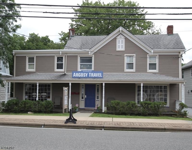 Comercial por un Venta en 19 Main Street Sparta, Nueva Jersey 07871 Estados Unidos
