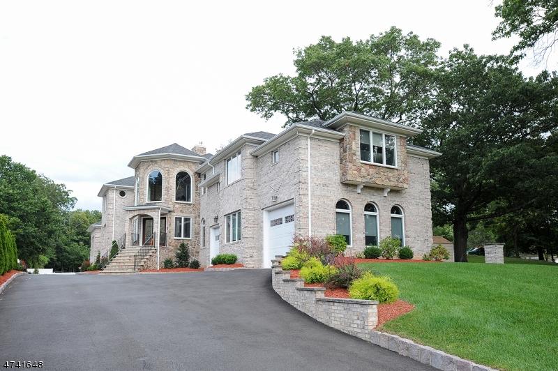 Частный односемейный дом для того Продажа на 80 Manchester Avenue North Haledon, Нью-Джерси 07508 Соединенные Штаты