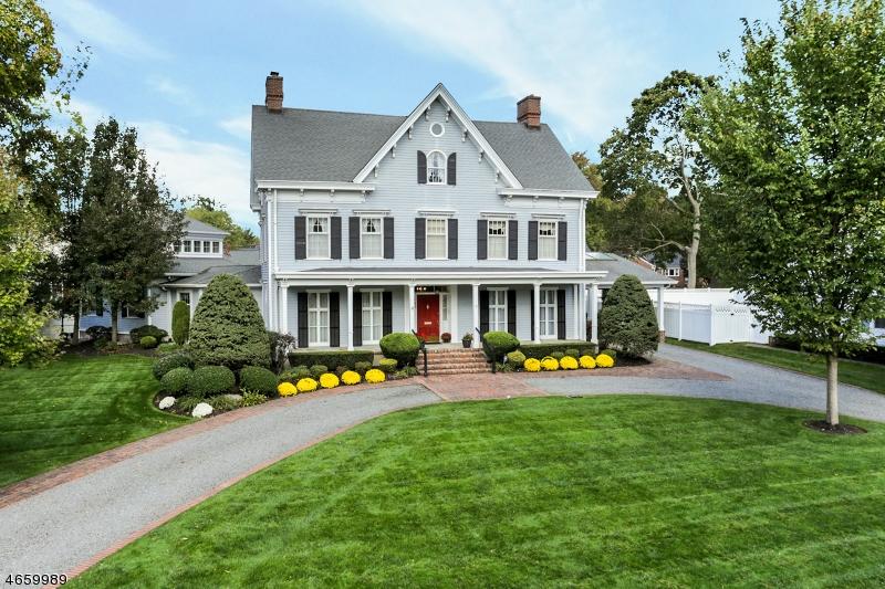 一戸建て のために 売買 アット 169 Maple Avenue 169 Maple Avenue Metuchen, ニュージャージー 08840 アメリカ合衆国