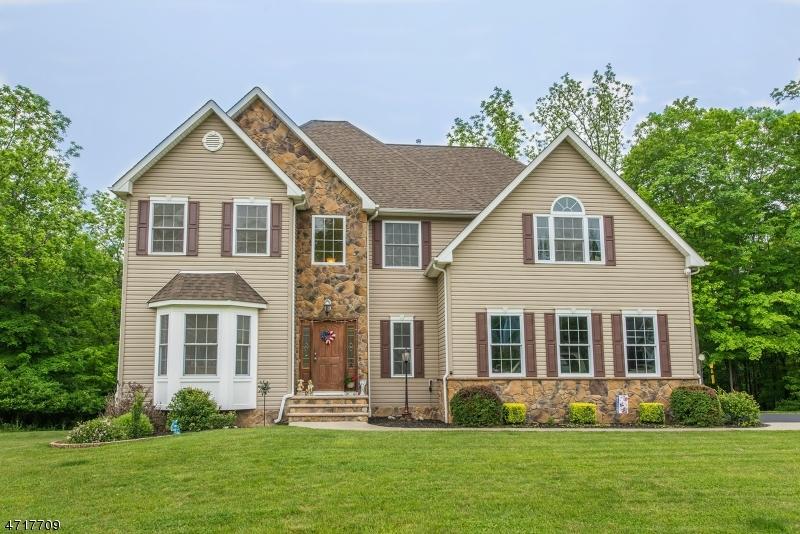 Частный односемейный дом для того Продажа на 22 Fawn Hollow Drive Newton, Нью-Джерси 07860 Соединенные Штаты