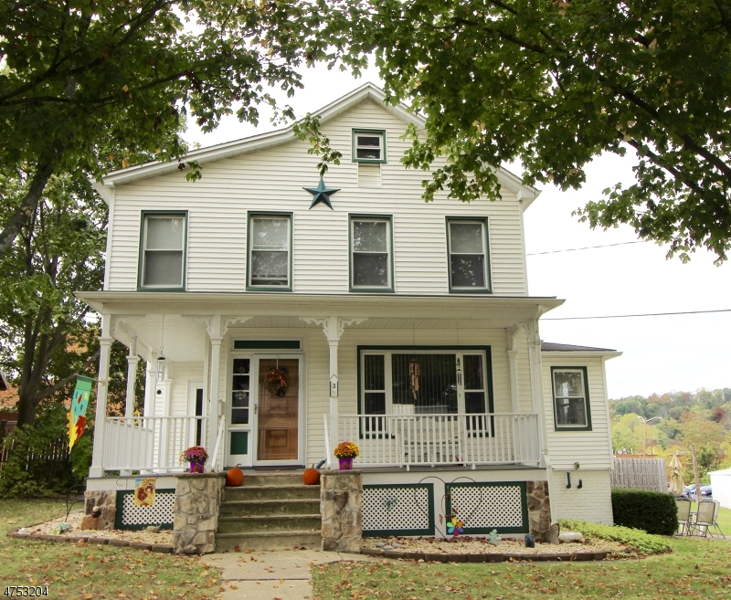 Частный односемейный дом для того Аренда на 3 Townsend Street Newton, Нью-Джерси 07860 Соединенные Штаты