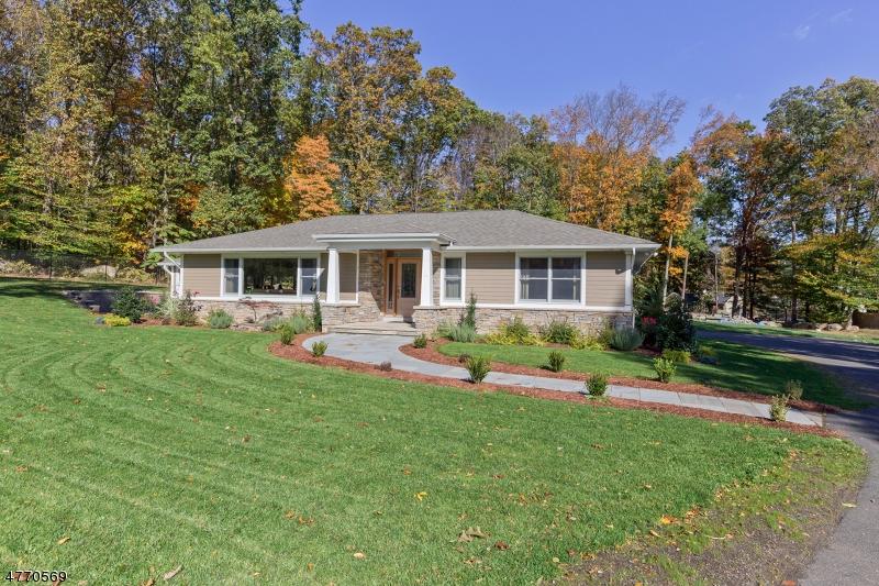 Частный односемейный дом для того Аренда на 7 Hastings Lane Boonton, Нью-Джерси 07005 Соединенные Штаты