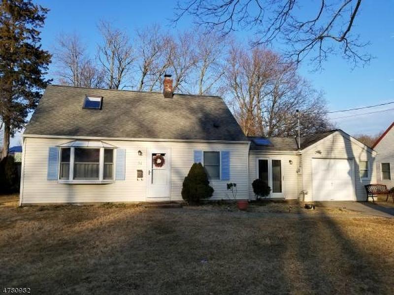 Casa Unifamiliar por un Alquiler en 56 Brookside Avenue Pequannock, Nueva Jersey 07444 Estados Unidos