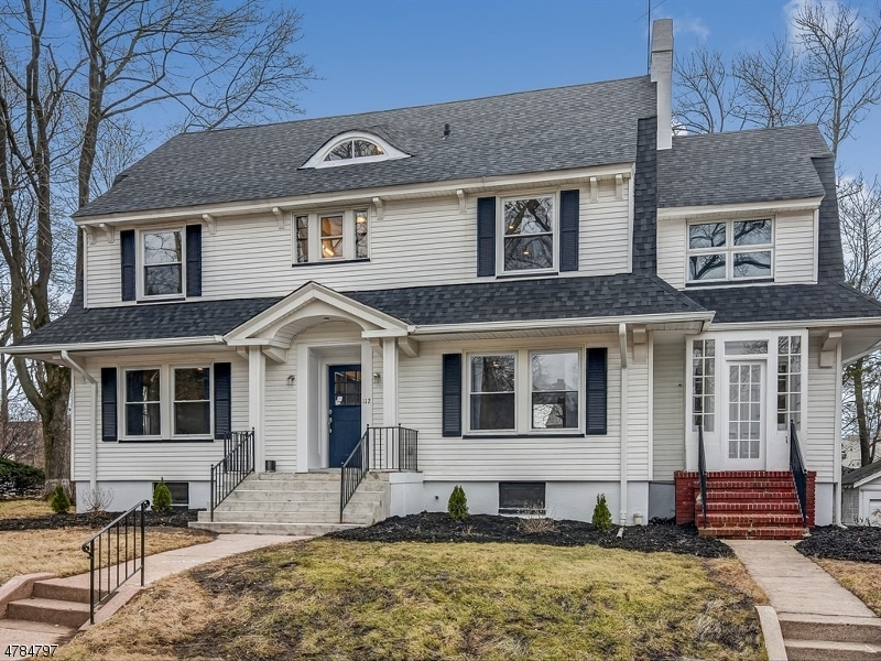 Casa Unifamiliar por un Venta en 112 Connett Place South Orange, Nueva Jersey 07079 Estados Unidos