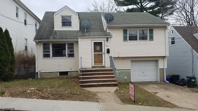 Single Family Home for Sale at 40 Fairview Avenue 40 Fairview Avenue Bogota, New Jersey 07603 United States