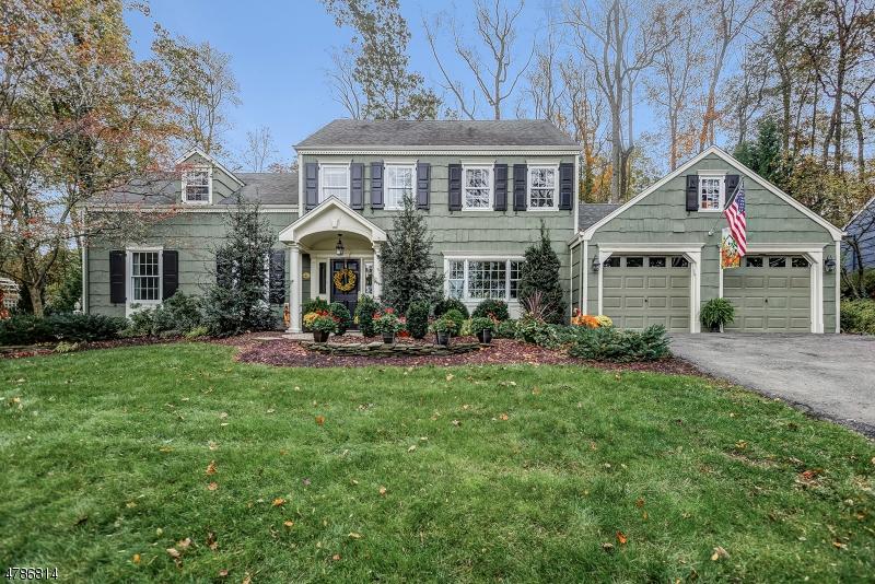 独户住宅 为 销售 在 19 Lisa Drive 查塔姆, 新泽西州 07928 美国