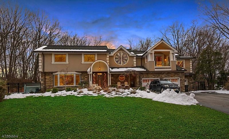 Maison unifamiliale pour l Vente à 812 Arrow Lane Ridgewood, New Jersey 07450 États-Unis