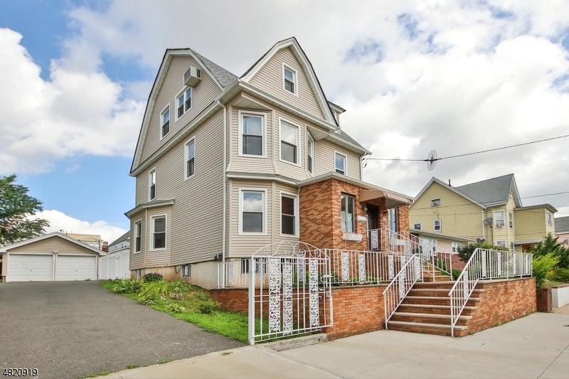 Casa Unifamiliar por un Venta en 85 ELM Street Kearny, Nueva Jersey 07032 Estados Unidos