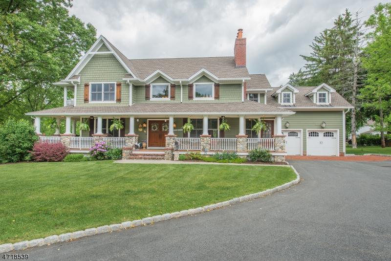 Enfamiljshus för Försäljning vid 2 RICKER Place Wanaque, New Jersey 07465 Förenta staterna