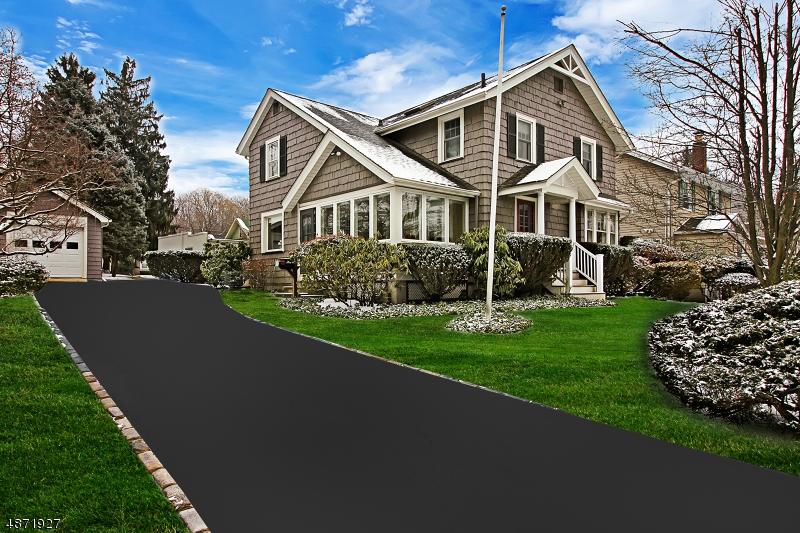 Μονοκατοικία για την Πώληση στο 176 WALNUT Avenue Mountainside, Νιου Τζερσεϋ 07092 Ηνωμένες Πολιτείες