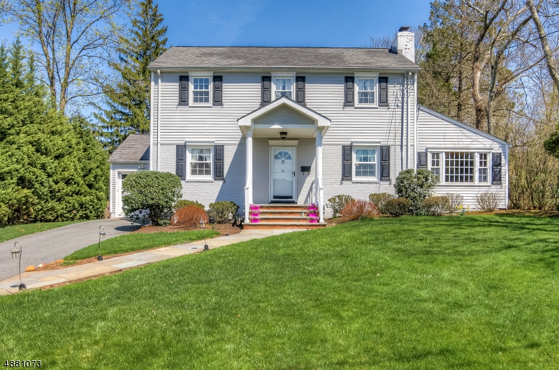 Single Family Home for Rent at 8 DEERFIELD Road Millburn, New Jersey 07078 United States