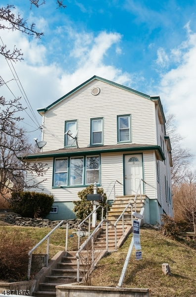 Multi-Family Home for Sale at Haledon, New Jersey 07508 United States