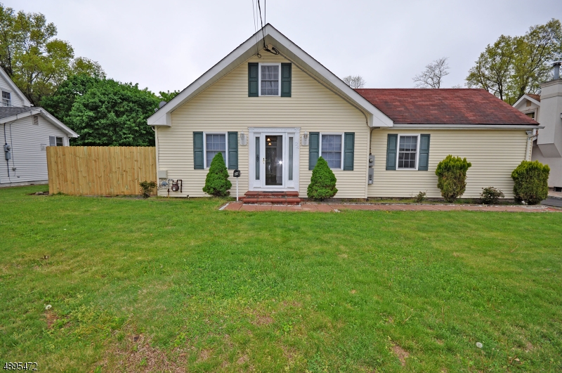 Single Family Home for Sale at Manville, New Jersey 08835 United States