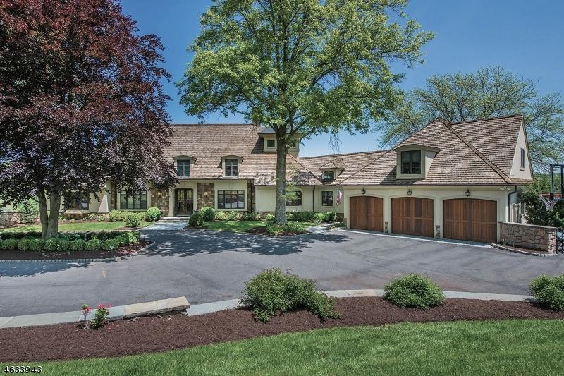 Частный односемейный дом для того Продажа на 320 PLEASANT VALLEY Road Mendham, Нью-Джерси 07945 Соединенные Штаты