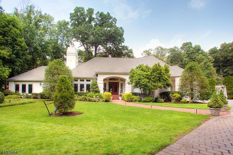 Maison unifamiliale pour l Vente à 14 Pine Grove Avenue Summit, New Jersey 07901 États-Unis