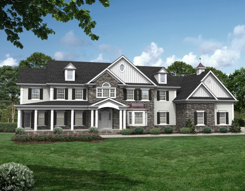 Single Family Home for Sale at 48 Kings Ridge Road Basking Ridge, New Jersey 07920 United States