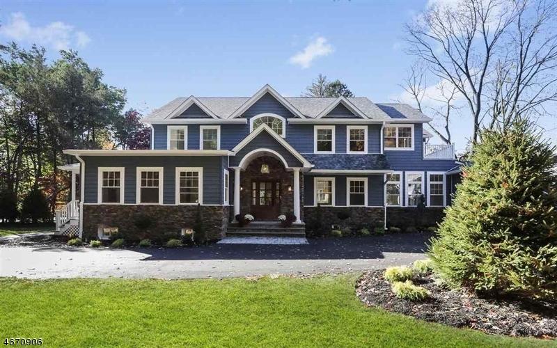 独户住宅 为 销售 在 469 Cedar Hill Avenue 科夫, 07481 美国