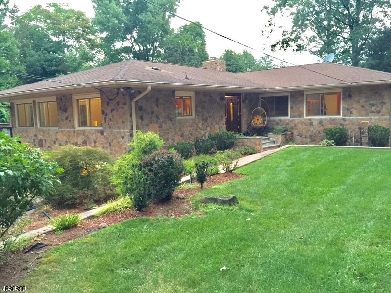 Частный односемейный дом для того Аренда на 75 Alder Avenue Wayne, 07470 Соединенные Штаты