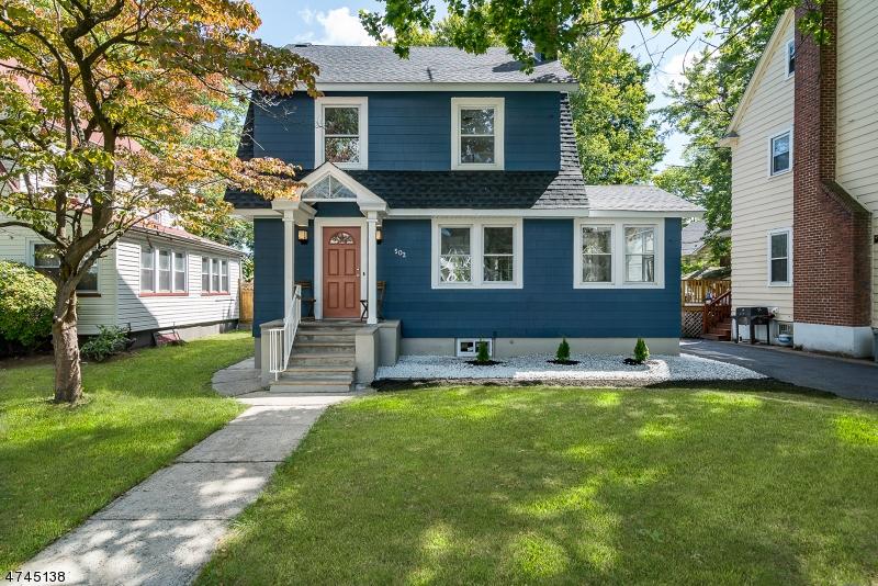 独户住宅 为 销售 在 502 N Arlington Avenue East Orange, 新泽西州 07017 美国