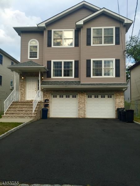 Casa Unifamiliar por un Alquiler en 243 N 8th Street Kenilworth, Nueva Jersey 07033 Estados Unidos