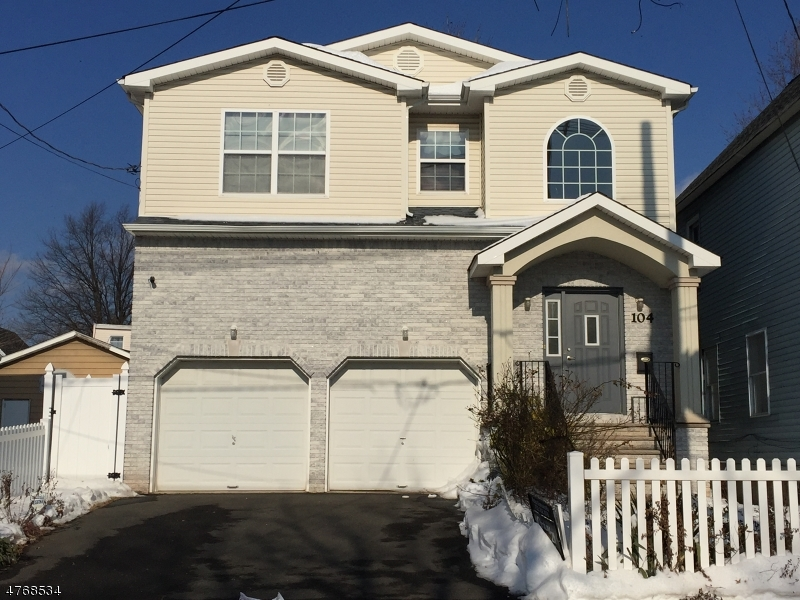 Single Family Home for Sale at 104 Randolph Street 104 Randolph Street Carteret, New Jersey 07008 United States