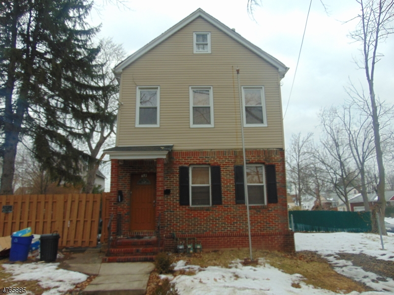 Single Family Home for Rent at 655 E 3rd Avenue Roselle, New Jersey 07203 United States