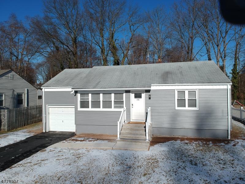 独户住宅 为 出租 在 116 Hawthorne Avenue 斯普林菲尔德, 新泽西州 07081 美国