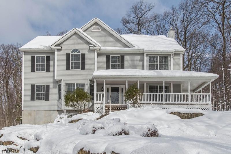 Casa Unifamiliar por un Venta en 7 Mount Pleasant Road Sparta, Nueva Jersey 07871 Estados Unidos