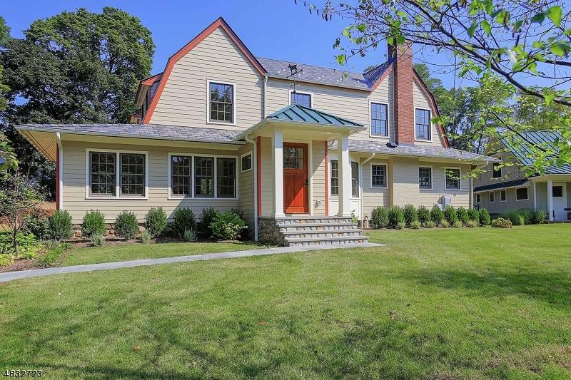 Частный односемейный дом для того Аренда на 340 S FINLEY Avenue Bernards Township, Нью-Джерси 07920 Соединенные Штаты