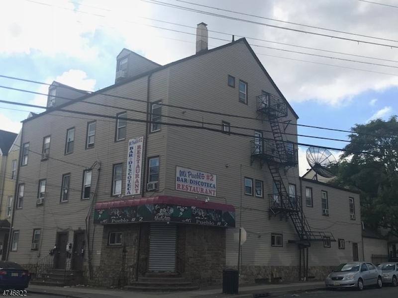 商用 为 销售 在 62 4TH Avenue Paterson, 新泽西州 07524 美国