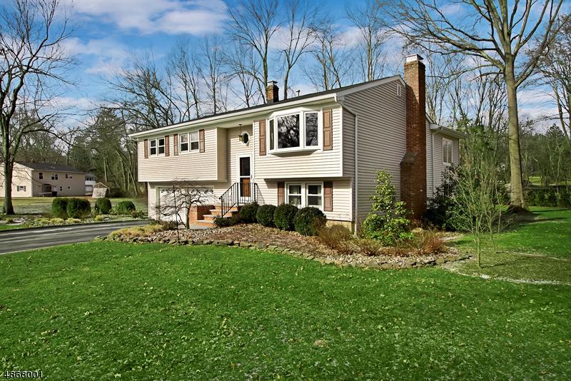Частный односемейный дом для того Продажа на 22 WOODLAND Road Long Hill, Нью-Джерси 07946 Соединенные Штаты