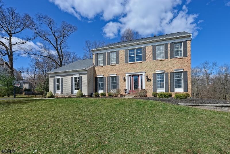 Частный односемейный дом для того Продажа на 58 WYCKOFF Drive Union, Нью-Джерси 08867 Соединенные Штаты