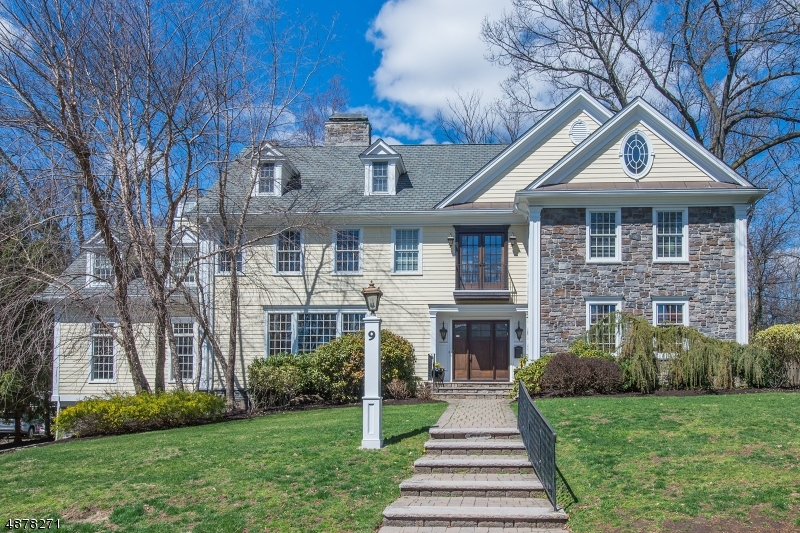 Single Family Home for Sale at 9 HELLER DR Montclair, New Jersey 07043 United States