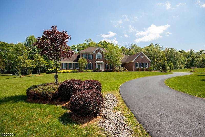 Enfamiljshus för Försäljning vid Frankford Township, New Jersey 07822 Förenta staterna