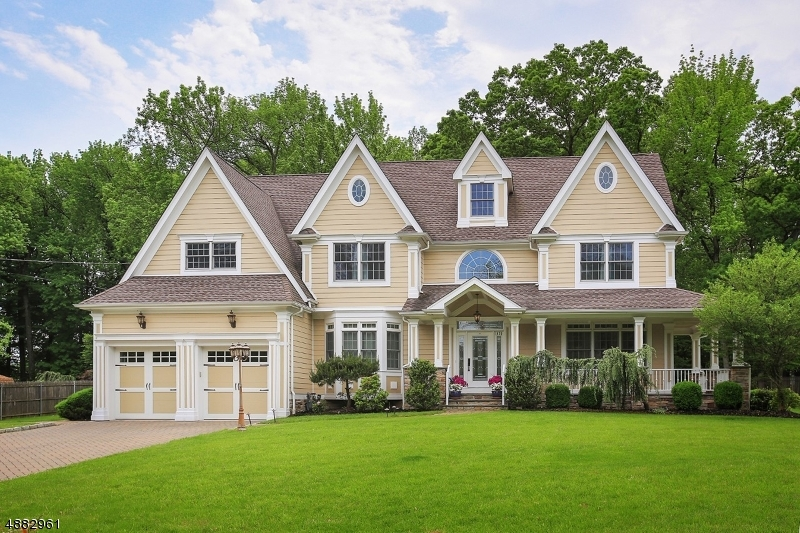 Single Family Home for Sale at Scotch Plains, New Jersey 07076 United States