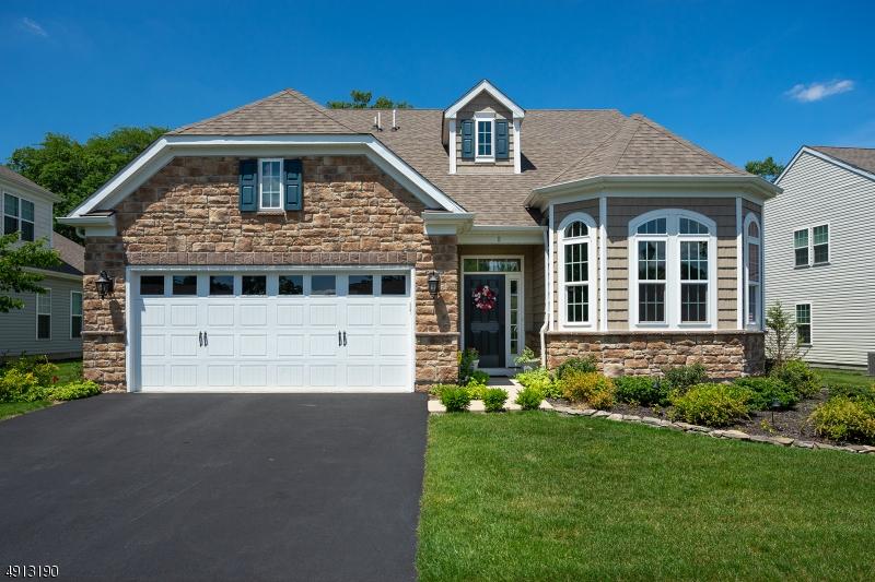 Single Family Homes pour l Vente à Howell, New Jersey 07727 États-Unis