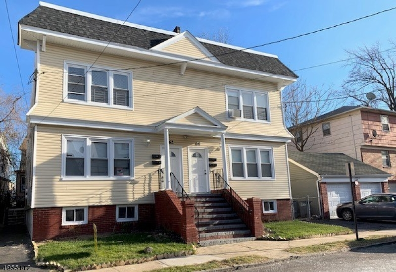 Multi-Family Homes for Sale at Irvington, New Jersey 07111 United States