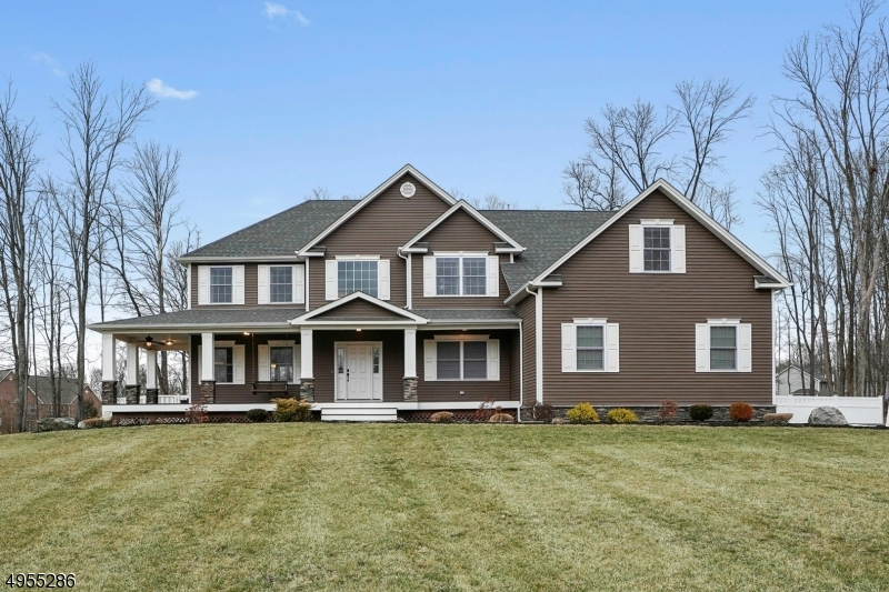 Single Family Homes for Sale at Green Township, New Jersey 07860 United States