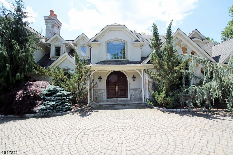 Casa Unifamiliar por un Venta en 12 GARDEN Court Saddle River, Nueva Jersey 07458 Estados Unidos
