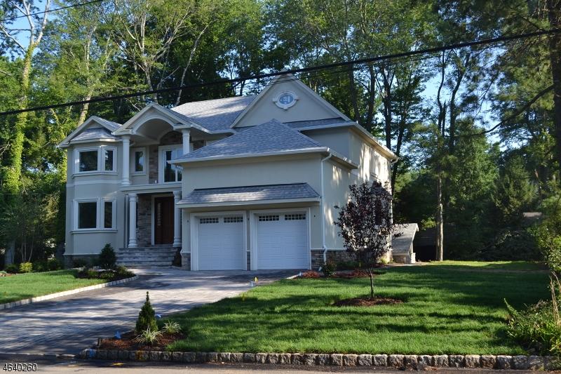 独户住宅 为 销售 在 50 Perry Street 惠帕尼, 新泽西州 07981 美国