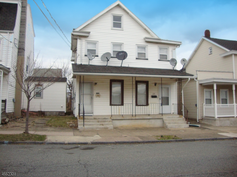 Multi-Family Home for Sale at 135 Lewis Street Phillipsburg, New Jersey 08865 United States