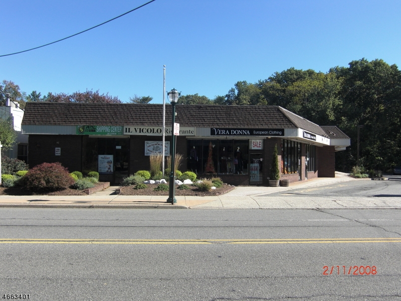 Commercial for Sale at 113 S Livingston Avenue Livingston, New Jersey 07039 United States